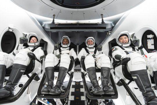 El lanzamiento hacia la Estación Espacial Internacional de la NASA está programado para las 20:49 de Argentina.