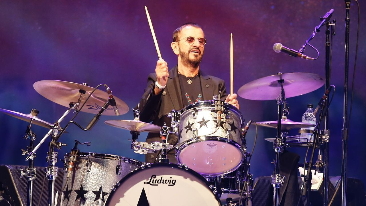 Ringo Starr cumple 81 años.