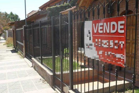 provincia: la compraventa de propiedades subio un 42,1%