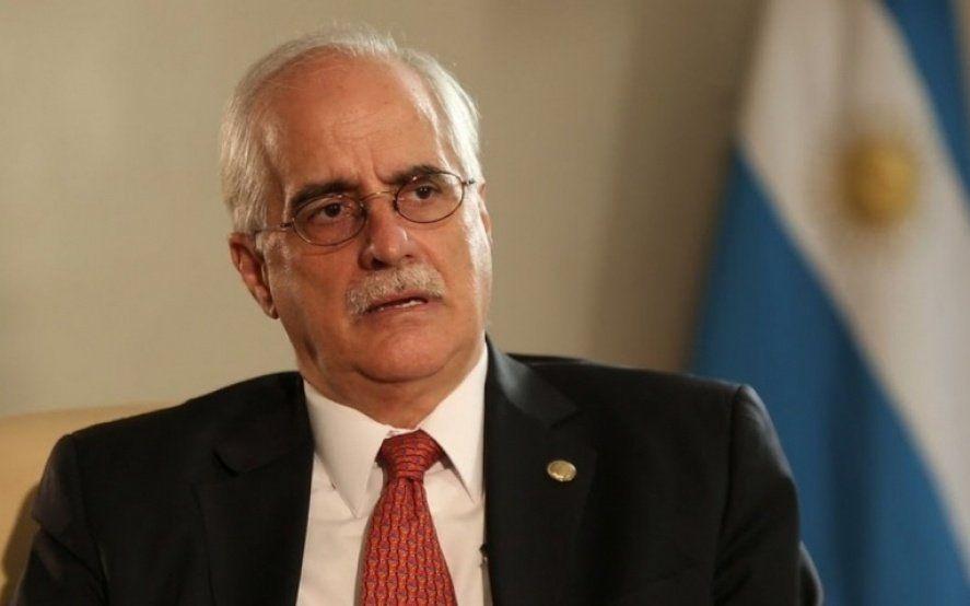 El senador Jorge Taiana asumirá en el Ministerio de Defensa