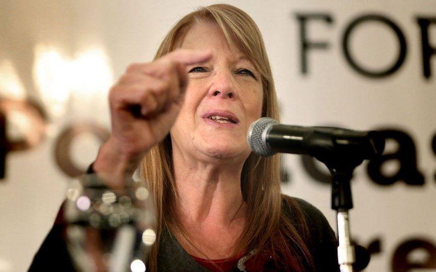 "Stolbizer se queda, pero da ""libertad de acción"" al GEN, ante la peronización de Consenso Federal"