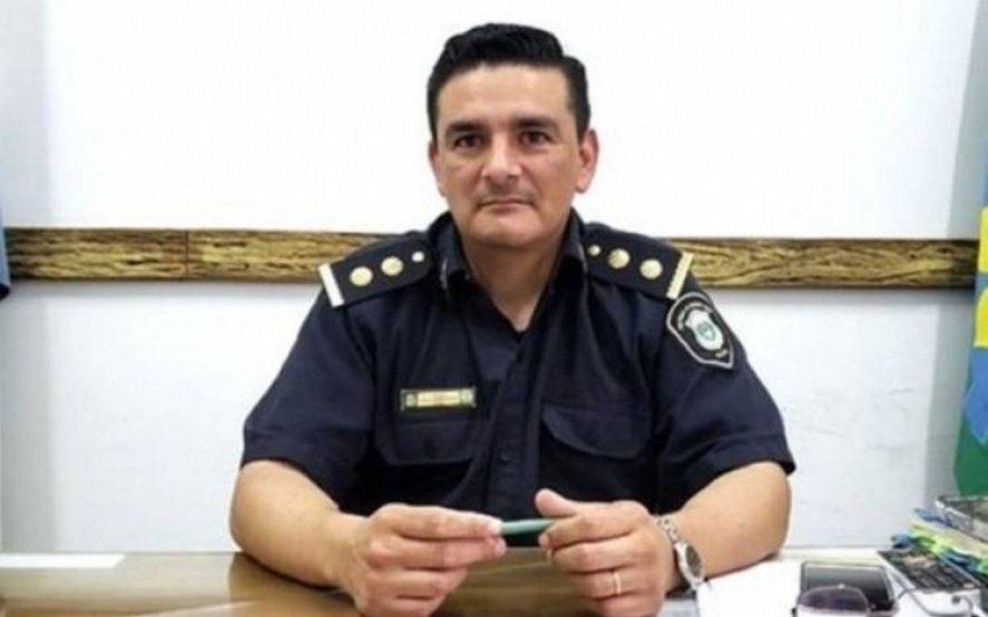 El comisario Alberto Utrera