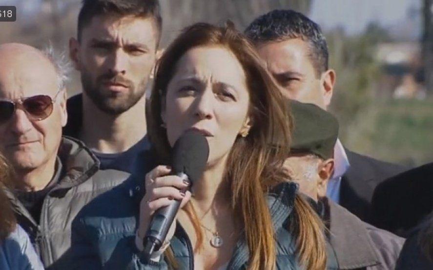 """Vidal en General Arenales: """"este puente era un símbolo del abandono cada vez que llovía"""""""