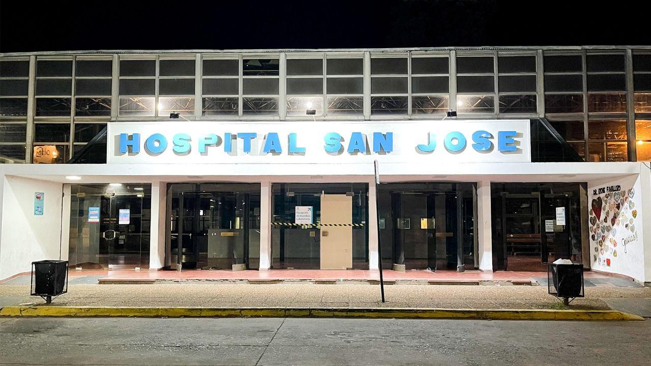 La víctima, de 35 años, fue asistida en el Hospital San José
