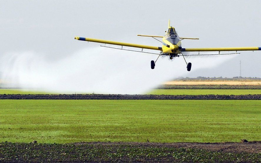 Molestia en las entidades rurales por la suspensión de normativa para aplicar los agroquímicos