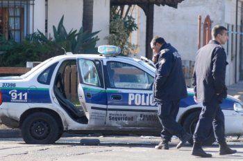 la matanza: robo, tiroteo, persecucion y choque