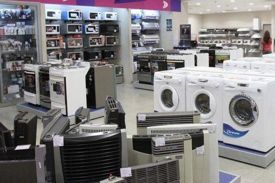 pese al relanzamiento de ahora 12, la venta de electrodomesticos cayo un 14%