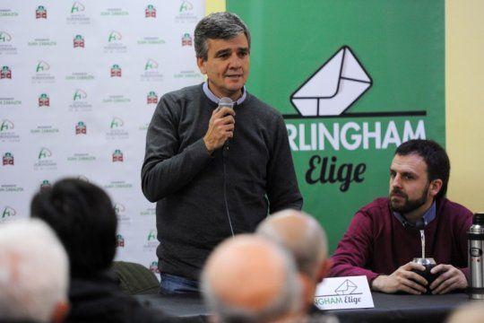 ?hurlingham elige?: presentaron un programa para mejorar la calidad del proceso electoral