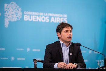 El gobernador Kicillof lanza el Operativo Sol 2021