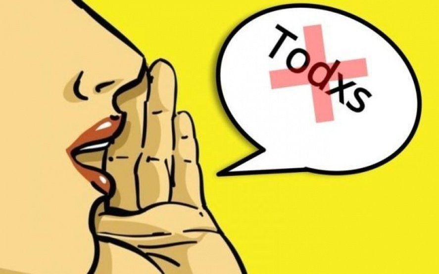 Es oficial: la RAE aclaró que no avala el llamado lenguaje inclusivo