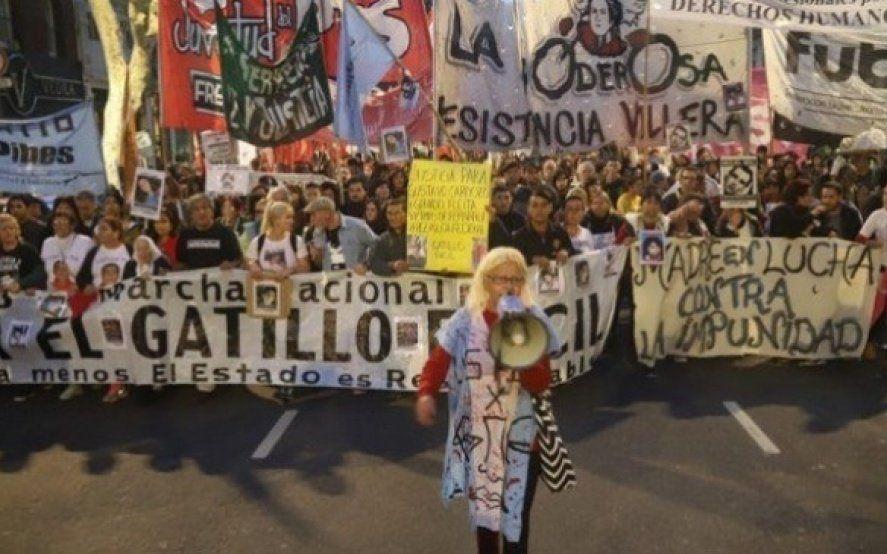 """Convocan a una marcha en La Plata para pedir justicia por la """"masacre"""" de Monte"""