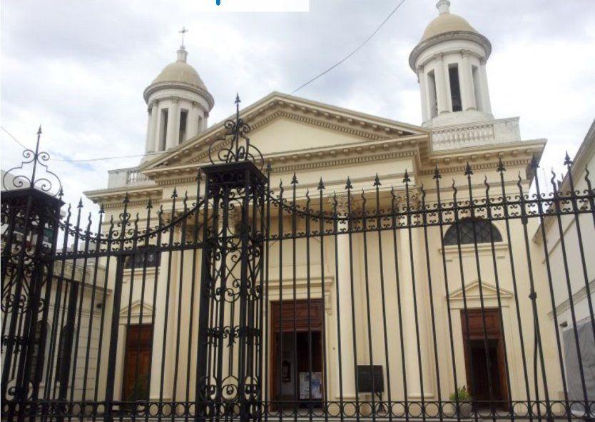 Robo en la catedral Nuestra Señora de la Paz