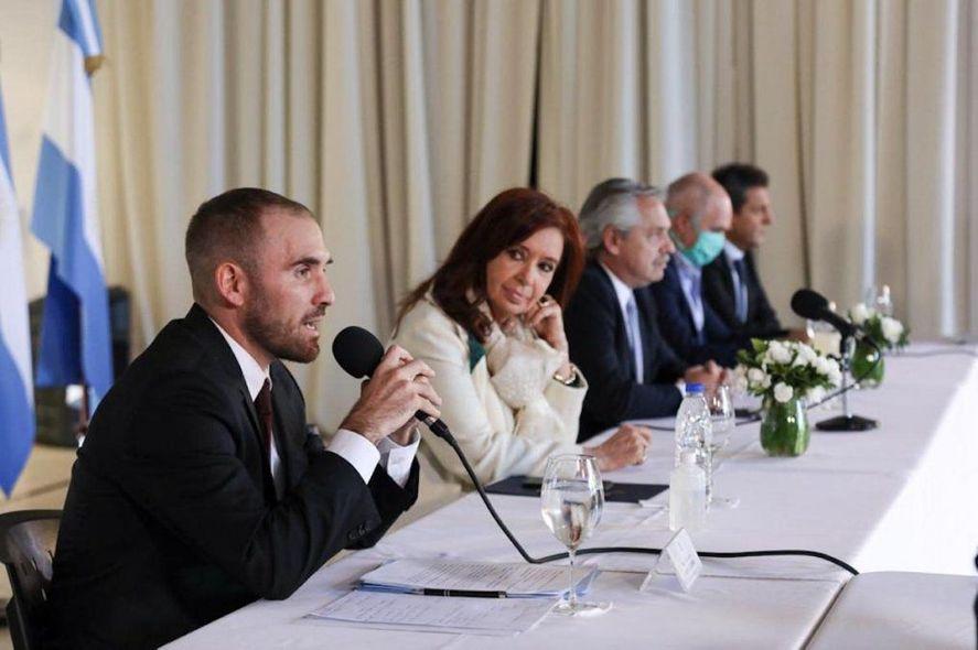 Martín Guzmán: En ningún momento hubo ajuste fiscal