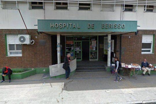 La mujer de 32 años quedó inconsciente y fue atendida en el Hospital Larrain