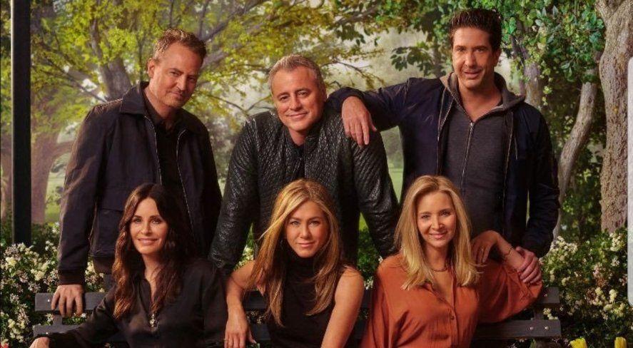 Mucha expectativa y mucho botox en el especial de Friends