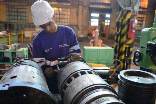 El Indec difundió datos alentadores sobre la industria en enero