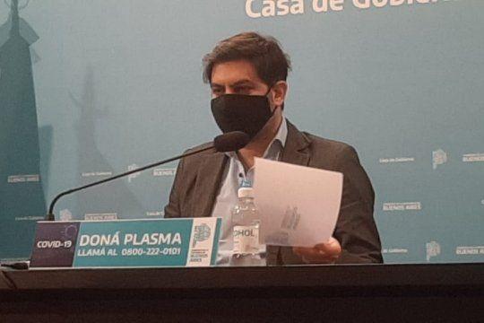 Bianco dijo que la oposición tuvo una actitud miserable y oportunista