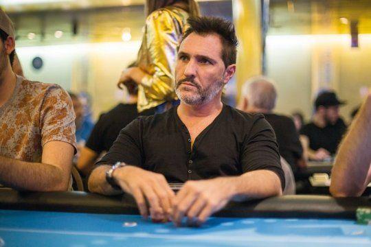 Nicolás Pachelo jugaba al póker cuando se encontraba en libertad