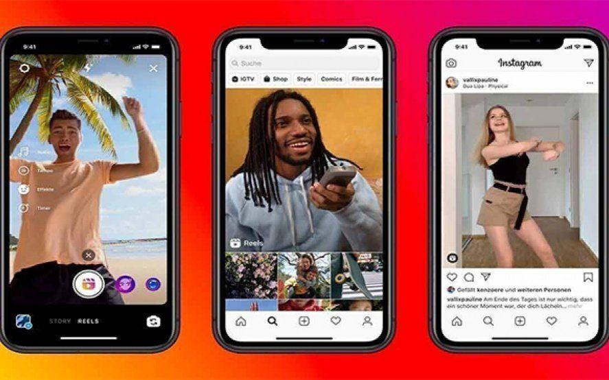 Duelo de aplicaciones: Instagram lanza una nueva función para competir con TikTok