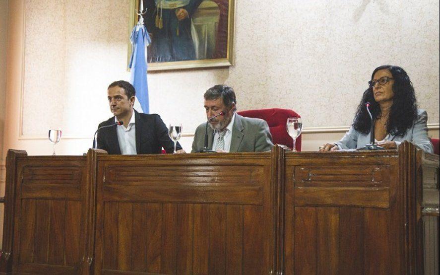 Récord: intendente de Cambiemos abrió las sesiones con un discurso de treinta segundos