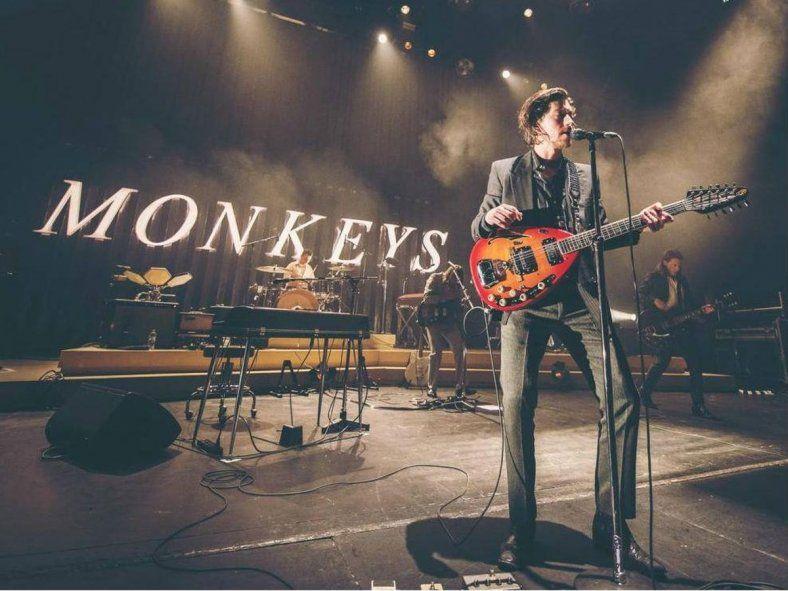 Arctic Monkeys ha publicado hoy un álbum