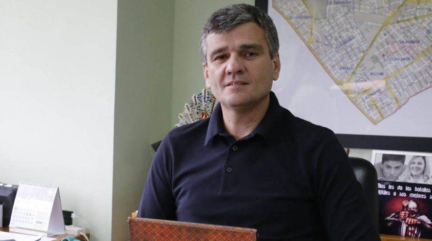 El ministro Juan Zabaleta pidió solidaridad a los empresarios