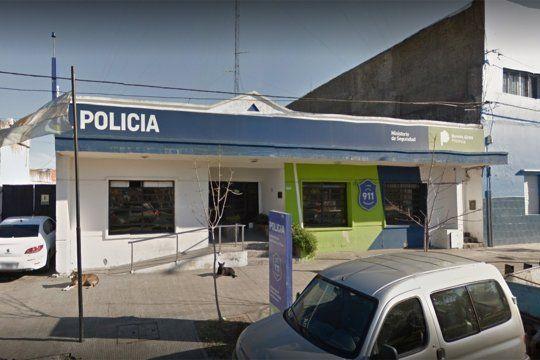El robo fue en 133 entre 66 y 67 en La Plata