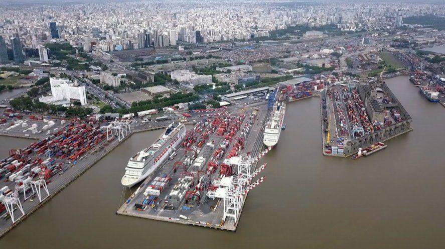 Paro de marítimos