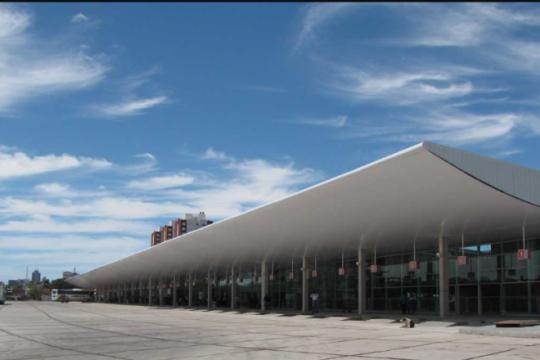 terminal de mar del plata: cinco empresas de larga distancias pararon sus servicios