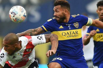 Un nuevo River - Boca en la mira de la Copa Libertadores.