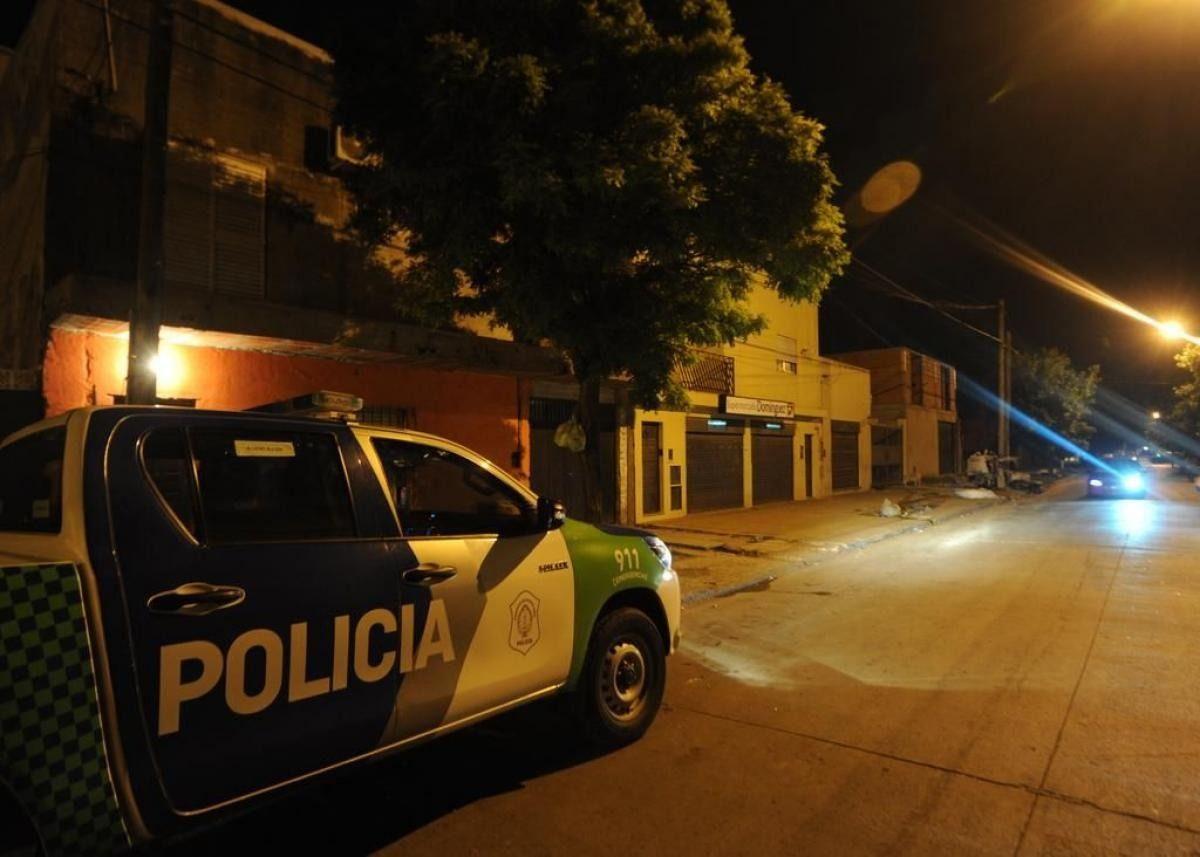 El robo fue en 35 entre 123 y 124, en Ensenada