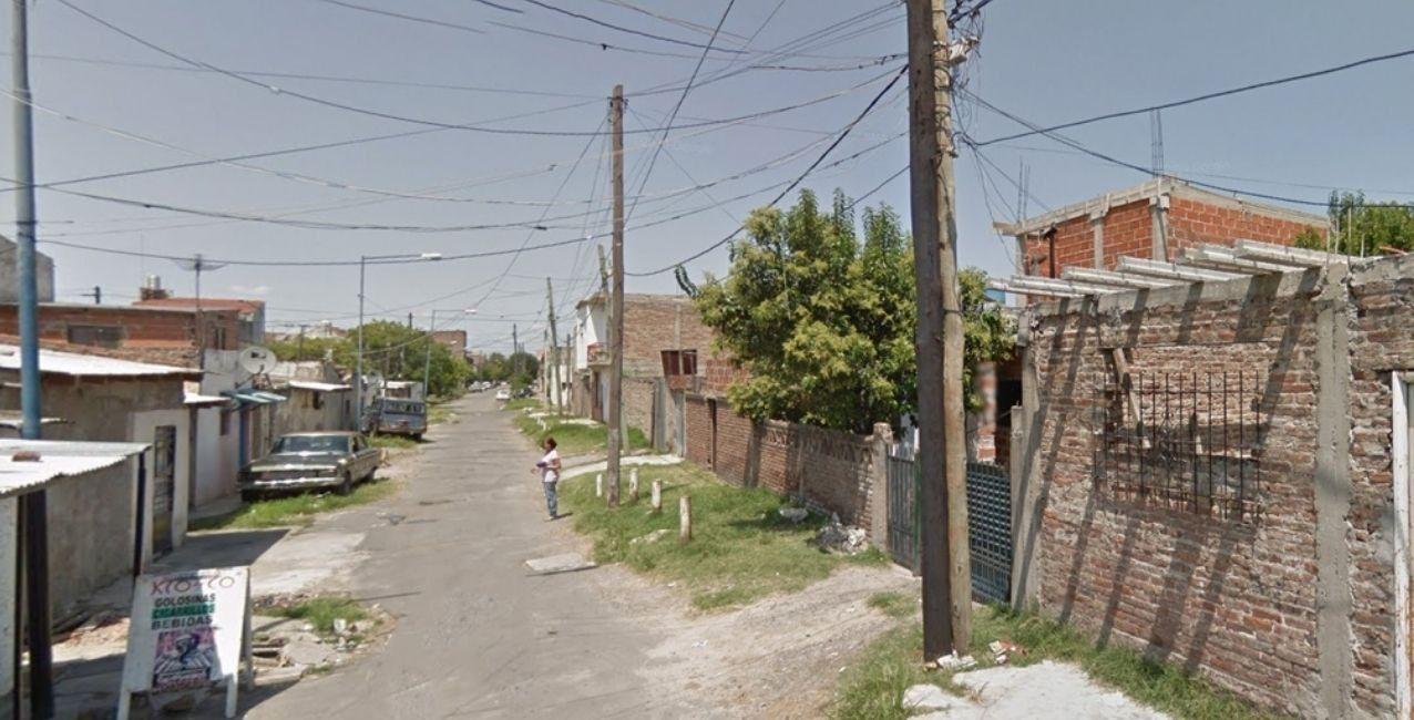 Todo ocurrió en la calle Talcahuano al 3600, en Lanús