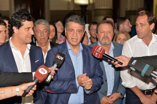 Jorge Macri y un mensaje para los intendentes del PRO