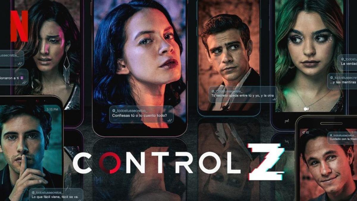 control z: sinopsis, personajes, actores, ¡y mas!