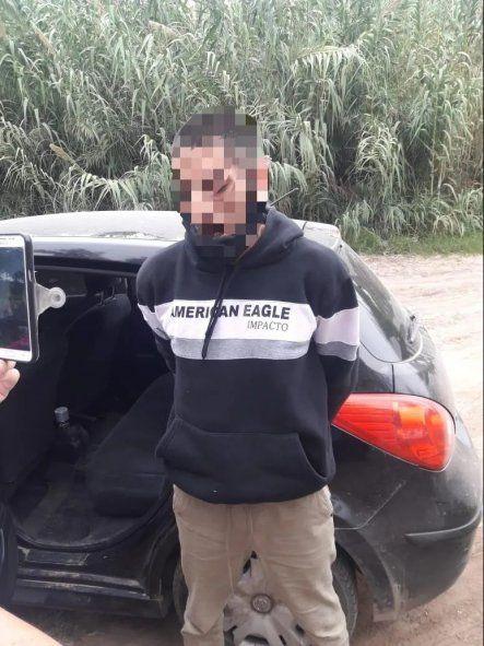 Escondido en Santiago del Estero cayó el hombre que mató por una planta de marihuana