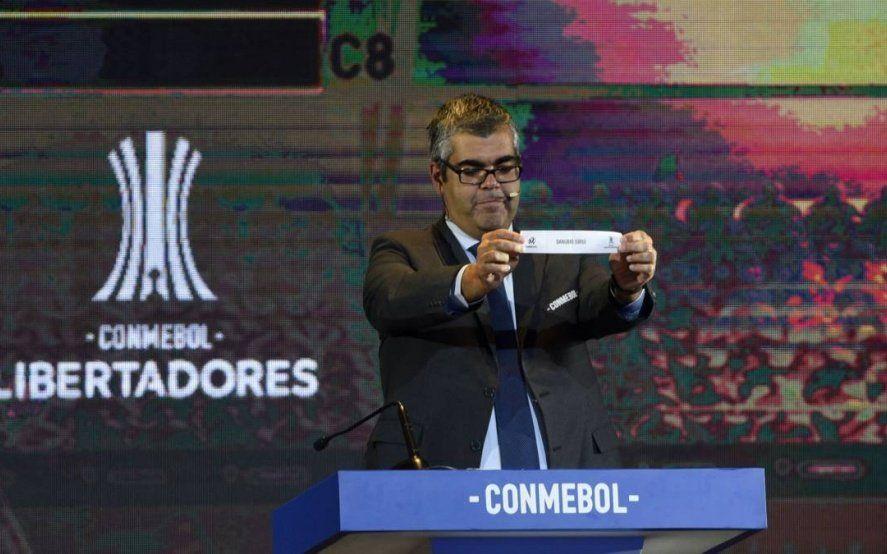 Poca suerte para los argentinos: así quedaron los sorteos de Copa Libertadores y Copa Sudamericana