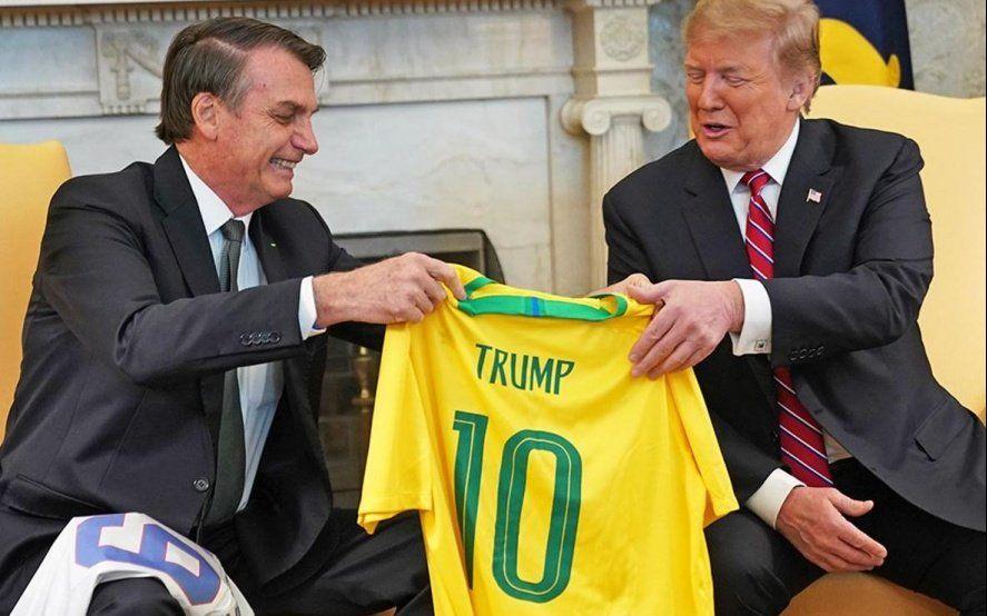 Bolsonaro abre las puertas al trigo norteamericano y enciende la alarma en la industria argentina