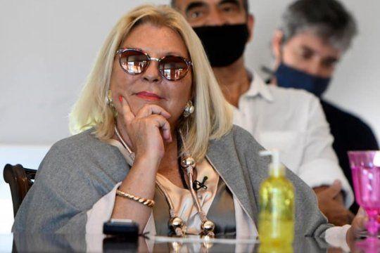 Lilita Carrió se subió a la contienda electoral bonaerense y desconcertó al Grupo Dorrego.