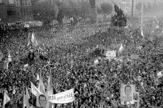 En el marco de un nuevo Día de la Lealtad Peronista, Marcela Feudale, destacó la importancia de las movilizaciones del 17 de octubre de 1945