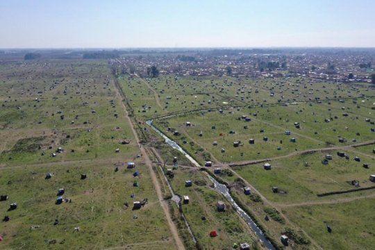 la oposicion apura al oficialismo por las tomas masivas de tierras en el conurbano