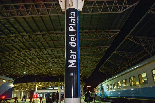 El servicio de tren a Mar del Plata tendrá una nueva frecuencia a partir del 10 de diciembre.