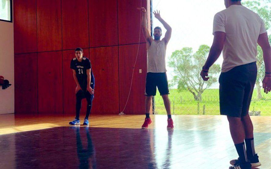 Luis Scola: el Rocky de la Generación dorada que se hizo una cancha de básquet en Castelli para enfrentar el mundial