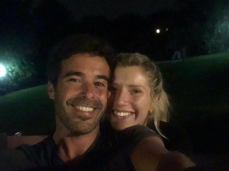 Laurita y Nicolás estuvieron juntos durante tres años.