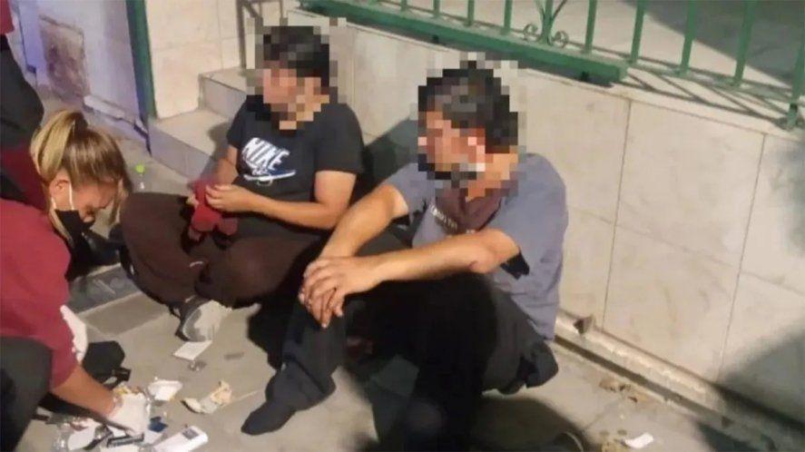 Los acusados por el crimen cayeron en Núñez