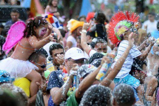 carnaval en la plata: ¿como seran los festejos, de este fin de semana, en los barrios?
