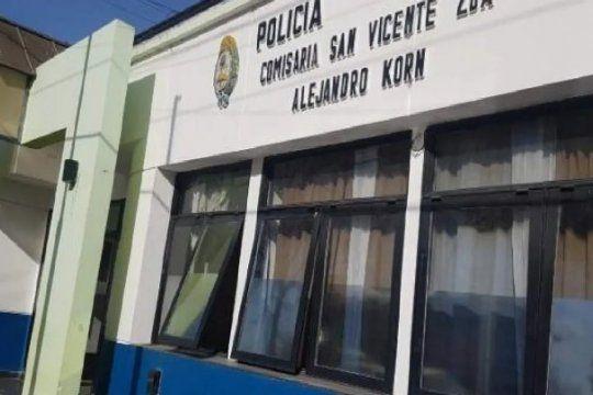 El robo es investigado por personal de la comisaría Segunda San Vicente