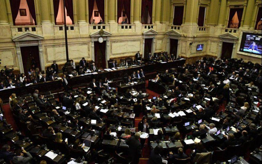 Diputados aprobó la ley de financiamiento de partidos con el rechazo del kirchnerismo