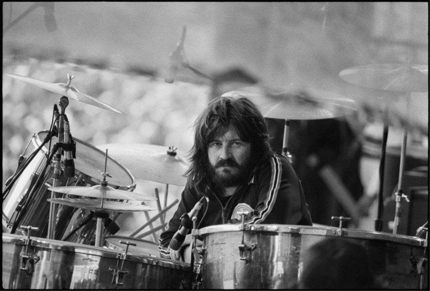 John Bonham: 40 años sin el motor de Led Zeppelin