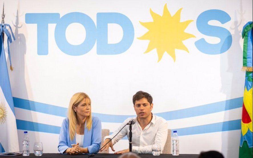 """Kicillof duro con la oposición: """"Obstaculizaron una ley de un gobierno que ganó con el 52%"""""""