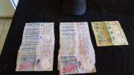 junin: cuatro detenidos por comercializar drogas que traian desde capital federal
